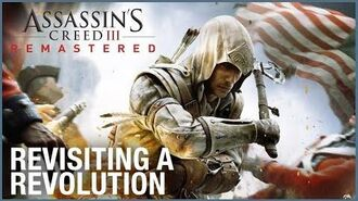 Assassin's Creed III Remastered Revisiting a Revolution for the Series Gameplay Ubisoft NA