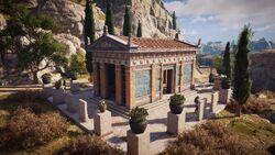 Athens-TempleofAsklepios