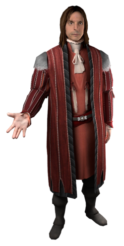 Giovanni Auditore da Firenze render