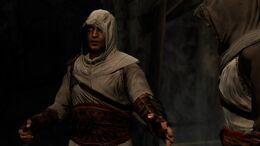 Malik krytykujący działania Altaïra