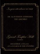 Zaproszenie Rikkina