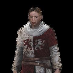 Un soldat Croisé