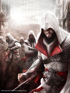 ACB Wallpaper Ezio Confrérie