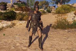 ACOD Armor of Kronos