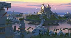 ACOD Royal Mountain of Poseidon Concept