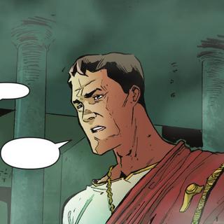卡西乌斯和他的同伙密谋