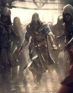 ACR Wallpaper Ezio Confrérie Ottomane