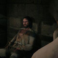 <b>Pierre</b> rencontrant Arno en prison