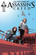 AC Titan Comics 6 Cover B