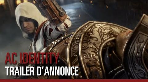 Assassin's Creed Identity - Trailer d'Annonce