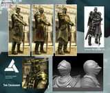 Crusader customization