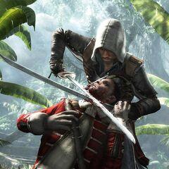 Assassinat à l'épée
