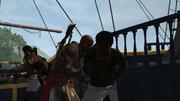 FC Slave ship liberation
