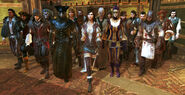 Tous les Avatars virtuels d'Assassin's Creed Brotherhood