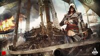 26 3435 oboi assassins creed 4 - black flag 1920x1080