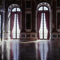 凡尔赛宫内部装潢