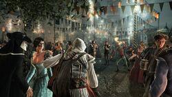 Ezio Venezia carnevale screenshot