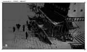 ACO Alexandria Street Concept Art 2 - Martin Deschambault