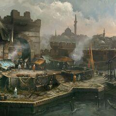 帝王区港口