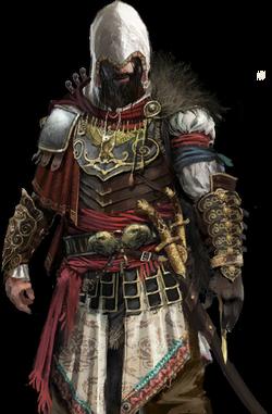 ACU Assassin byzantin