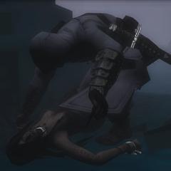 阿泰尔刺死了神使