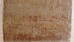 DTAE Ramses II and Great Sphinx Harmakhis