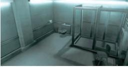 Lab bathroom