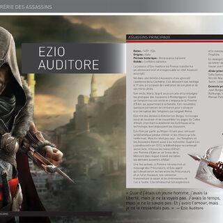 Extrait sur Ezio