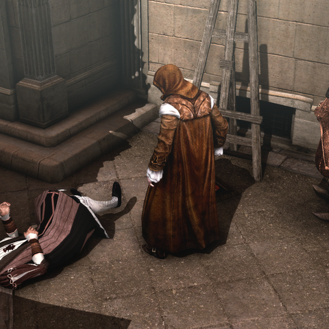 Patrizio's overlijden
