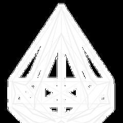 Insigne des Assassins utilisé comme curseur dans l'Animus