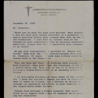 罗森堡的第二封信
