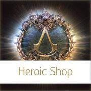 ACID Heroic Shop