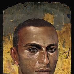 巴耶克的墓葬肖像