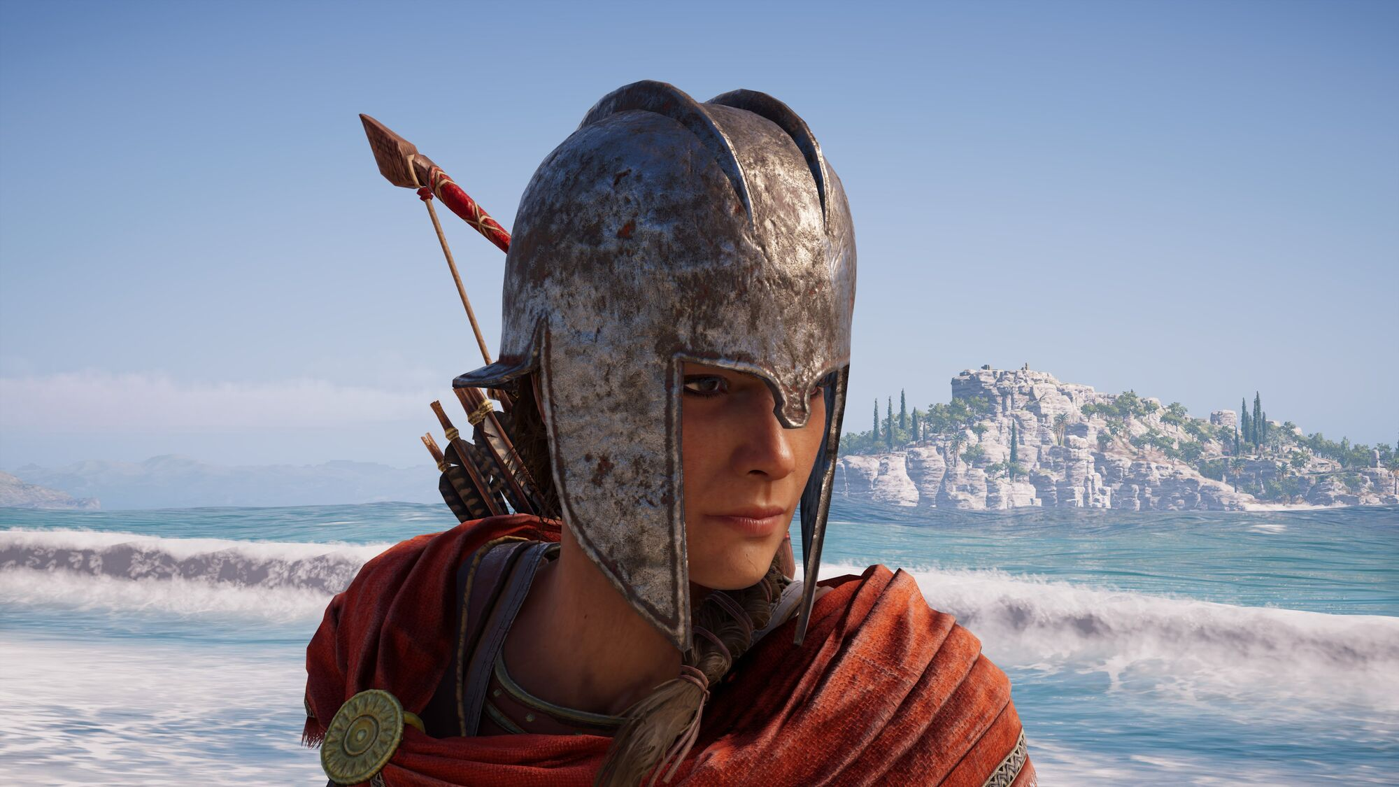 Helmet of the Oracle | Assassin's Creed Wiki | FANDOM