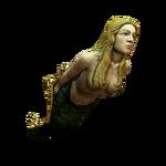 ACRO Figure de proue sirène