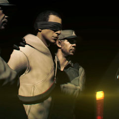 Desmond wird entführt
