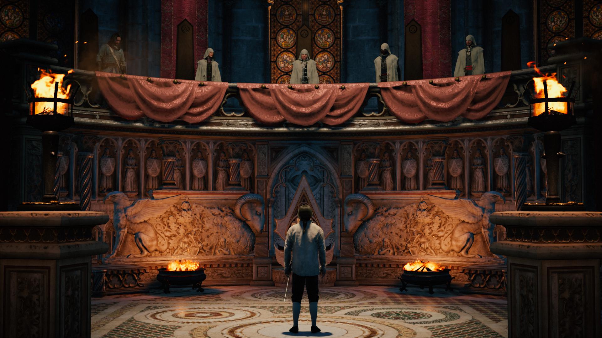 Assassin Council   Assassin's Creed Wiki   Fandom