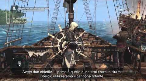 Auditore5/AC4 - Esplorazione navale