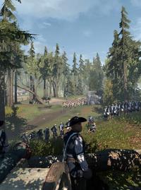 AC3 Bataille de Monmouth BDA