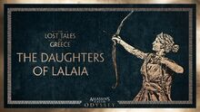 ACOD LTOG The Daughters of Lalaia Promo Image