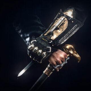 雅各布·弗莱的刺客臂铠
