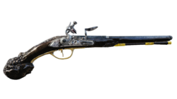 ACU Pistolet de cavalerie français