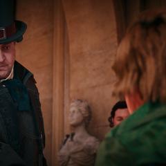 François de la Serre se portant responsable d'Arno après la mort de son père