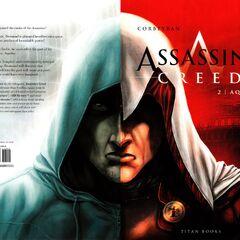 《刺客信条2:阿奎卢斯》完整封面
