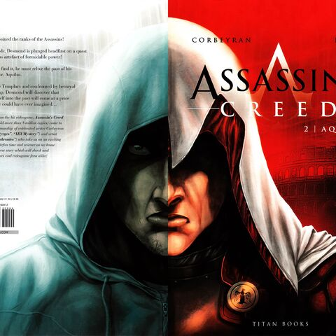 <i>Assassin's Creed 2: Aquilus</i> full cover