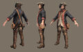 AC3 Benjamin Franklin Disguise Model.jpg
