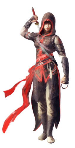 """Shao w <a href=""""/wiki/Assassin%27s_Creed_Chronicles:_China"""" title=""""Assassin's Creed Chronicles: China"""">Assassin's Creed Chronicles: China</a>"""