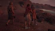 ACOD Kassandra and Herodotos forearm handshake