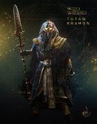 ACO Tutankhamun Promotional Art