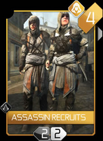 ACR Assassin Recruits